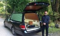 Mercedes-Benz E-klass matuseauto