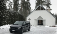 Mercedes-Benz Vito matuseauto